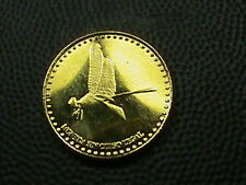 SAN  ANDRES  -  COLOMBIA    2  Centavos    2015    PROOF    ,   DRAGONFLY