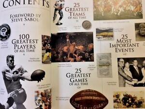 NFL'S Greatest by Phil Barber and John Fawaz   Forward by Steve Sabol