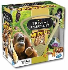 Wildlife Trivial Pursuit Board Card Game BRAND
