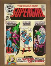 SUPER DC GIANT #24 (FN-) S-24 ~All SUPERGIRL Issue~ 1971 Luthor Phantom Zone n12