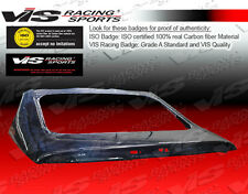 Eclipse 06-12 2 door Mitsubishi OEM VIS Racing Carbon Fiber Trunk 06MTECL2DOE-02