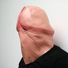 Halloween 3D Penis Mask Dick Head Funny Fantastic Whimsey Cosplay Party Costume