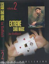 Extreme Card Magic - Joe Rindfleisch card magic Vol. 2 DVD