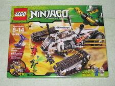LEGO Ninjago 9449 Ultra Sonic Raider Lego 9449 NEW
