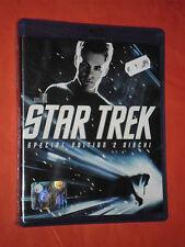 STAR TREK- BLU-RAY- FILM- special edition 2 dischi- NUOVO E SIGILLATO