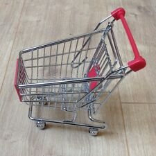"New Mini Supermarket Shopping Cart For 12"" 1/6 Action Figures / Barbie Doll"