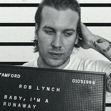 ROB LYNCH - BABY,I'M A RUNAWAY DOWNLOADCODE  CD NEU