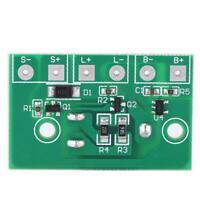 Solar Controller Circuit Board with Switch for 3.7V Battery