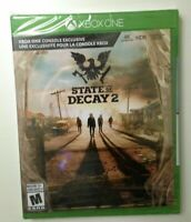 State of Decay 2 (Microsoft Xbox One, 2018) New!