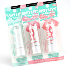 MAYBELLINE BABY LIPS DR RESCUE MEDICATED LIP BALM - VARIOUS SHADES/QUANTITIES