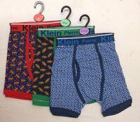 Mens Gents Boxer Trunks Shorts Funny Novelty Cotton Underwear Size S M L XL XXL