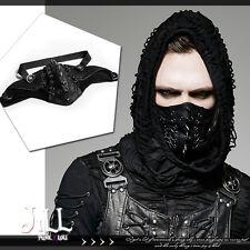 punk metal cosplay heavy rock barbarian savage melee muzzle inmate mask S182 men