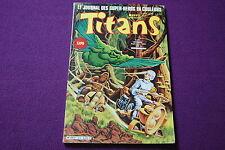 TITANS - Marvel Lug - Le Journal des Super-Héros N° 56 - Septembre 1983