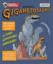 Graphic Dinosaurs: Giganotosaurus by Terry Riley Book The Fast Free Shipping
