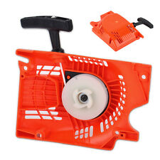 Generator Recoil Pull Starter For Chinese Chainsaw 4500 5200 5800 45cc 52cc 58cc