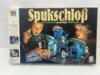 Spukschloß von MB Große Originalausgabe Gesellschaftsspiel Brett Familien Kinder
