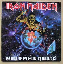 Iron Maiden Rock Music Programmes