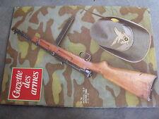 """$p Revue Gazette des armes N°78 Ruger """"Old Army""""  PM Beretta  1er Chassepot"""