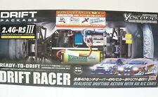 Yokomo 2.4G-RSIII Drift Racer Complete Kit DP-DRG3 RC Car