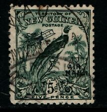 New Guinea PNG 1931 5d Air Mail SG169 Used