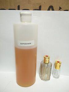 Egyptian Musk Conc Perfume Oil Attar by al haramain 3ml, 6ml, 12ml, 36ml