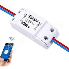 ITEAD Sonoff WiFi Wireless Smart Switch Module ABS Shell Socket for DIY Home