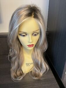 MILES OF STYLE Wig by RAQUEL WELCH, *Ss14/88 Rooted* Lace Front, Mono Part, NEW!