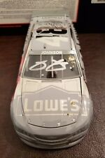 2015 Jimmie Johnson #48 Autographed Chrome Lowe's 75th Texas Win Raced Version