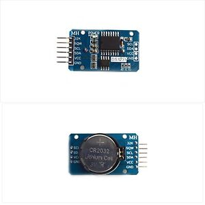 BanKhok Holdding DS3231 AT24C32 IIC Module Precision Real Time Clock Memory Modu