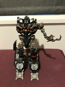 Transformers SHADOW COMMAND MEGATRON toy - Revenge of the Fallen - pre-owned