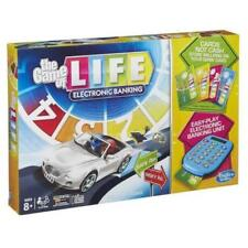 NEW HASBRO THE GAME OF LIFE ELECTRONIC BANKING BOARD GAME A6769