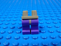 LEGO-MINIFIGURES SERIES 1,2[3] X 1 LEGS FOR THE SPACE ALIEN FROM SERIES 3 PARTS