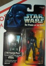 KENNER TOYS STAR WARS Tie fighter Pilot blaster Power of force NEW figure hot