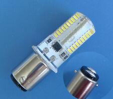 1x BA15D 80-3014SMD LED Bulb Fit Kenmore/Singer221/222K/301A/401A/500 120V White