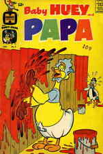 Baby Huey and Papa #5 VG; Harvey | low grade comic - save on shipping - details