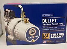 Yellow Jacket 93600 - Bullet 7 CFM Vacuum Pump