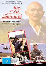 THE LAST SAMURAI ( DVD ) 1998 Classic Movie - Lance Henriksen - John Saxon