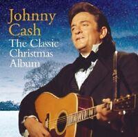 JOHNNY CASH - THE CLASSIC CHRISTMAS ALBUM  CD  16 TRACKS WEIHNACHTSLIEDER  NEU