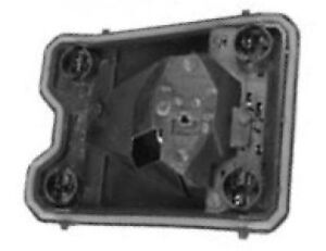 Fits 1997-2006 Chevy Malibu Tail Light Circuit Board Connector Plate - LEFT