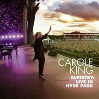 Carole King - Tapestry Live In Hyde Park (Remastered) [180 gm 2LP vinyl]