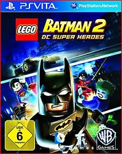 LEGO Batman 2 - DC Super Heroes (Sony PlayStation Vita, 2012)
