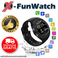 SmartWatch XFUN WATCH ANDROID IOS Bluetooth Fotocamera TOUCH SCREEN APP