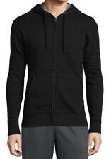 🌟New🌟Xersion Black Fleece Long Sleeve Sz. X-Large Full Zip Hoodie