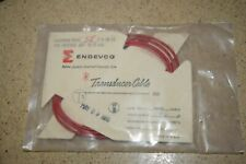 """ENDEVCO 3090B- 36"""" - 96pF- - 500°F ACCELEROMETER CABLE- NEW (#9)"""