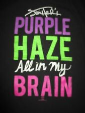 "Retro Jimi Hendrix ""Purple Haze All in My Brain"" (Sm) T-Shirt"
