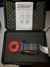 Aemc Model 3731 Ground Resistance Tester Clamp On