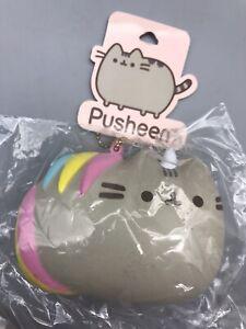 Pusheen Unicorn Squish Keychain Charm Squish Keychain Toy