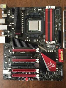 ASUS Crosshair IV Formula Sockel AM3 inkl. AMD Phenom II X6 1090T Black Edition