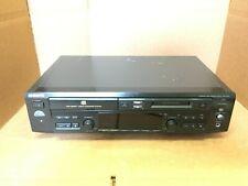 Sony Mxd-D40 Compact Disc MiniDisc Deck Cd Md Reader Recorder Mxdd40 2003