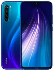 Smartphone Xiaomi Redmi Note 8 4GB 64GB Blue Blu Versione Global Banda 20